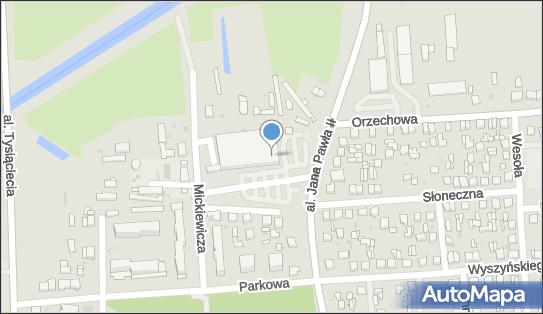 DHL ServicePoint, Jana Pawła II 163, Biała Podlaska 21-500, godziny otwarcia
