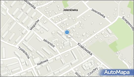 DHL ServicePoint, Krakowska 15, Krosno 38-400, godziny otwarcia