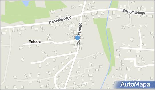 Dom Ludowy Krosno - Polanka, Decowskiego Stanisława, ks., Krosno 38-400 - Dom ludowy