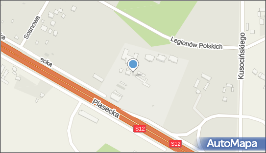 Dom Pomocy Społecznej im. Roba Inja, Piasecka 240, Świdnik 21-040 - Dom opieki, Hospicjum, numer telefonu
