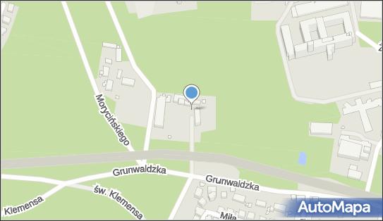 Zespół Opieki Paliatywnej, Hospicjum Światło, Grunwaldzka 64 - Dom opieki, Hospicjum, numer telefonu
