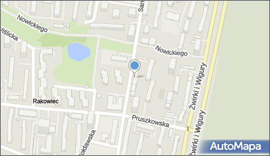 Doradztwo Personalne, ul. Sanocka 4, Warszawa 02-110 - Doradztwo personalne, numer telefonu, NIP: 5431855938