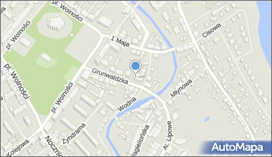 DPD Pickup, Grunwaldzka 15, Olecko 19-400, godziny otwarcia, numer telefonu