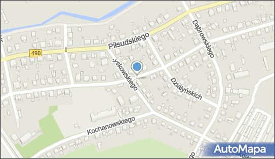 DPD - Punkt odbioru, Łyskowskiego 7, Grudziądz 86-300, godziny otwarcia, numer telefonu