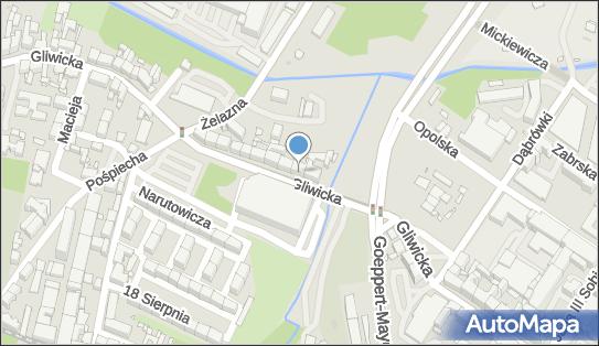 Ship Center, Gliwicka 51, Katowice 40-853 - Drukarnia, numer telefonu
