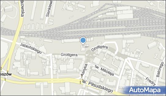 Dworzec Główny PKS, Artura Grottgera 1, Rzeszów - Dworzec autobusowy, numer telefonu