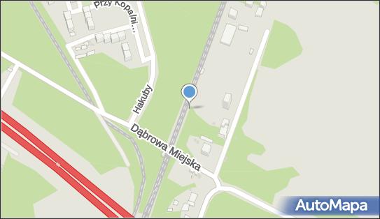 Bytom Północny, Hakuby Ignatza, Bytom 41-902 - Dworzec kolejowy, Przystanek kolejowy