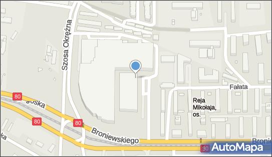 Empik - Księgarnia, Prasa, Broniewskiego 90, Toruń 87-100, godziny otwarcia, numer telefonu