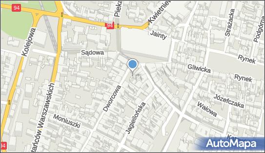 Eurobank - Bankomat, Dworcowa 1, Bytom - Eurobank - Bankomat, godziny otwarcia