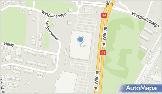 Euronet - Bankomat, al. Wincentego Witosa 21, Rzeszów 35-115, godziny otwarcia