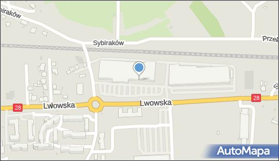 Euronet - Bankomat, ul. Lwowska 17, Przemyśl 37-700, godziny otwarcia