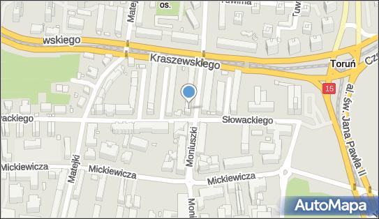 Euronet - Bankomat, ul. Moniuszki 31, Toruń 87-100, godziny otwarcia