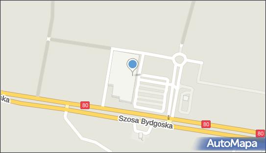 Euronet - Bankomat, ul. Szosa Bydgoska 102a, Toruń 87-100, godziny otwarcia