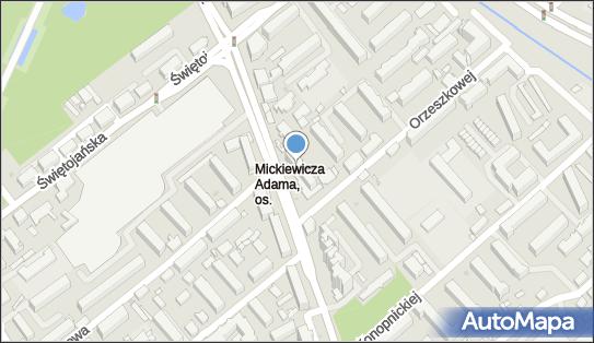 Euronet - Bankomat, ul. Mickiewicza 17, Białystok 15-213, godziny otwarcia