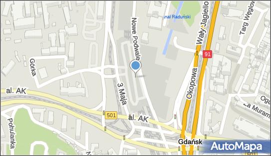 Euronet - Bankomat, ul. Targ Sienny 7, Gdańsk 80-806, godziny otwarcia