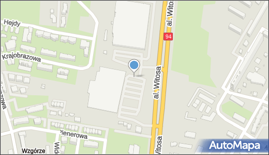 Euronet - Bankomat, Al. Wincentego Witosa 19, Rzeszów 35-115, godziny otwarcia