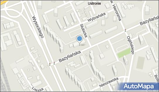 Euronet - Bankomat, ul. Bazyliańska 1, Warszawa 03-203, godziny otwarcia