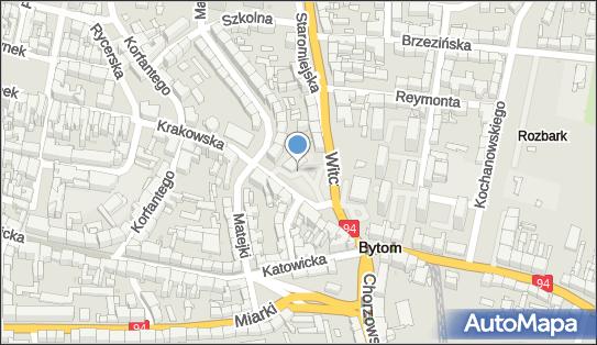 Euronet - Bankomat, ul. Krakowska 27/31, Bytom 41-902, godziny otwarcia