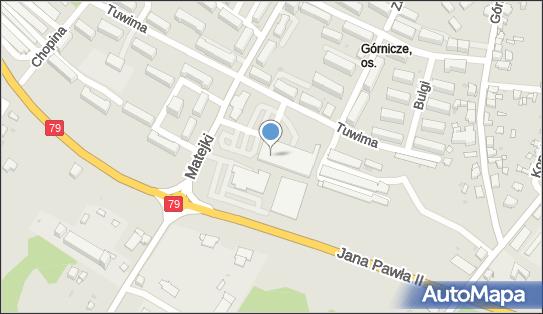 Euronet - Bankomat, ul. Matejki 27, Jaworzno 43-600, godziny otwarcia