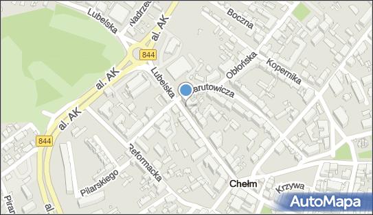 Euronet - Bankomat, ul. Lubelska 70, Chełm 22-100, godziny otwarcia