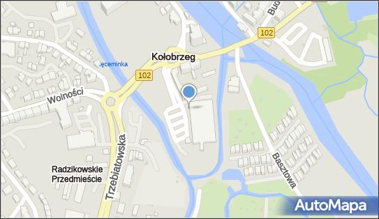Euronet - Bankomat, ul. Młyńska 9, Kołobrzeg 78-100, godziny otwarcia