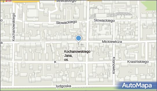 Euronet - Bankomat, ul. Mickiewicza 75, Toruń 87-100, godziny otwarcia