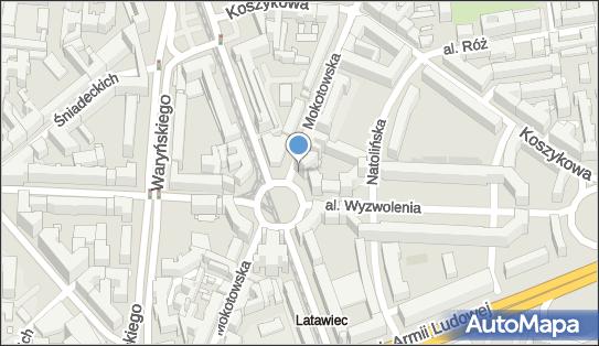 Kościół Ewangelicki, ul. Mokotowska 12, Warszawa 00-561 - Ewangelicki - Kościół, numer telefonu