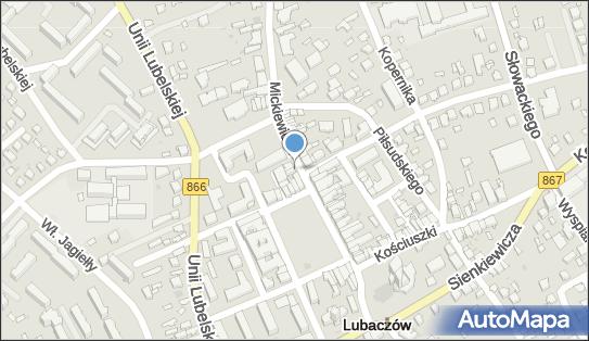Fast Food - Bar, Mickiewicza Adama 4, Lubaczów 37-600 - Fast Food - Bar, godziny otwarcia