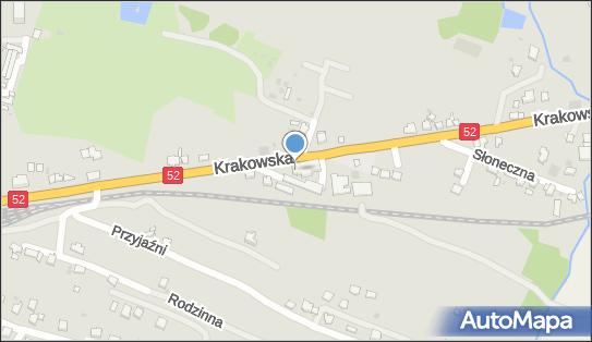 Zakład Usług Motoryzacyjnych I Ślusarstwa, Krakowska 17 34-120 - Felgi, Opony - Sklep, godziny otwarcia, numer telefonu