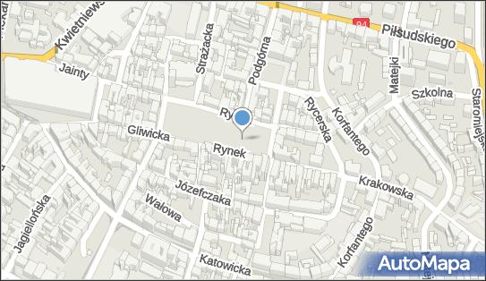 Fontanna, Rynek, Bytom 41-902 - Fontanna
