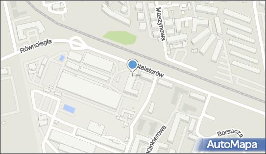 ABSCAR, ul. Powałów 17, Warszawa 03-182 - Ford - Serwis niezależny, godziny otwarcia, numer telefonu
