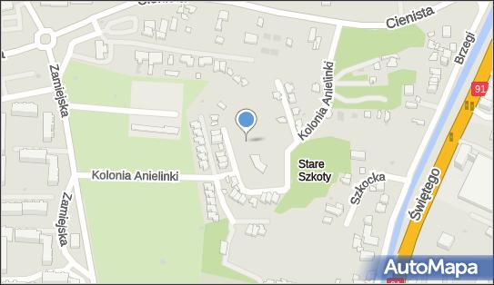 Szaniec Jezuicki, Kolonia Anielinki 13, Gdańsk 80-046 - Fortyfikacja