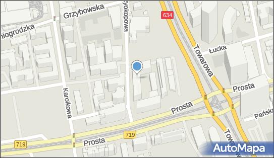 Frankie's, Przyokopowa 26, Warszawa, numer telefonu