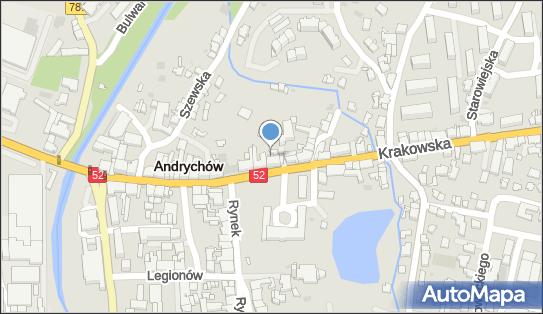 AURELIA, Krakowska 106, Andrychów 34-120 - Fryzjer, numer telefonu