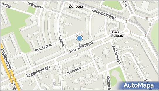 Fryzjerstwo Męskie, ul. Zygmunta Krasińskiego 16, Warszawa 01-581, NIP: 5251897349
