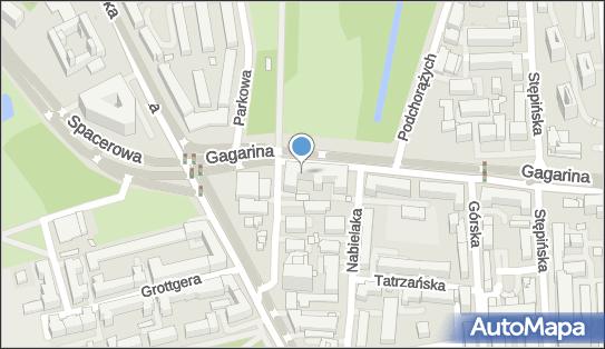 Fryzjer Jurija Gagarina 35 Warszawa Fryzjer