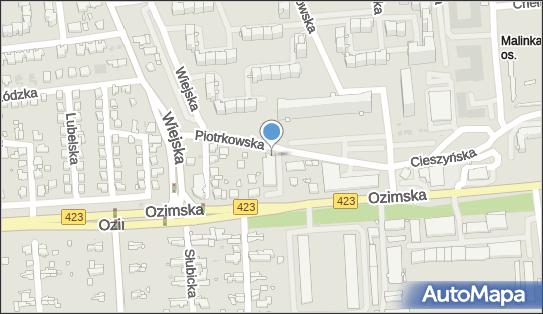 Glamour Salon Fryzjerskimaja Gągalska Ulstokrotek 1 Opole 45 219