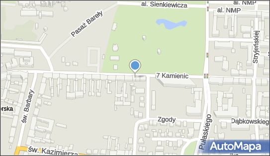 Jakub Ziętara Atelier Fryzjerskie Jakub Ziętara, 7 Kamienic 7B 42-226 - Fryzjer, NIP: 5732668042