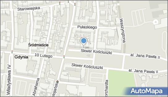 Marcin Grajewski Studio Fryzjerskie, skwer Kościuszki 18, Gdynia 81-370, NIP: 8481718234