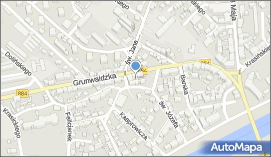 Salon Fryzjerski Bea, Grunwaldzka 19, Przemyśl 37-700 - Fryzjer, NIP: 7951160072