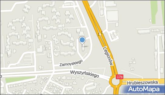 Salon Fryzjerski Betty, ul. Prymasa Stefana Wyszyńskiego 85A 22-400, numer telefonu, NIP: 9222169951
