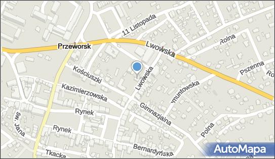 Salon Fryzjerski Fantazja, ul. Lwowska 7, Przeworsk 37-200 - Fryzjer, numer telefonu, NIP: 7941667094