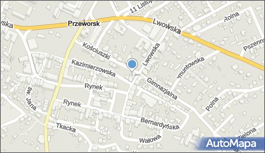 Salon Fryzjerski Inspiracja, ul. Lwowska 3, Przeworsk 37-200 - Fryzjer, NIP: 7941725532