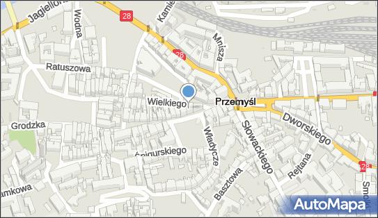 Salon Fryzjerski Lilliana, ul. Kazimierza Wielkiego 32, Przemyśl 37-700, NIP: 7951058965