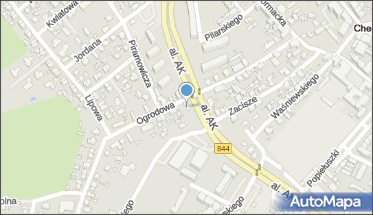 Salon Fryzjerski Profesional, ul. Ogrodowa 39, Chełm 22-100, numer telefonu, NIP: 5631059399