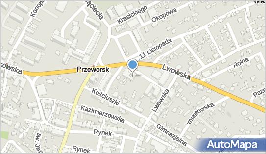Salon Fryzjerski Styl, ul. Pawła Stepkiewicza 2, Przeworsk 37-200 - Fryzjer, NIP: 7941236431