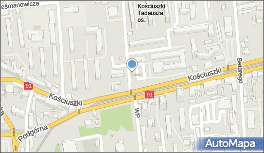 Salon Fryzjerski Szyk, ul. Świętopełka 2D, Toruń 87-100 - Fryzjer, NIP: 8791317245
