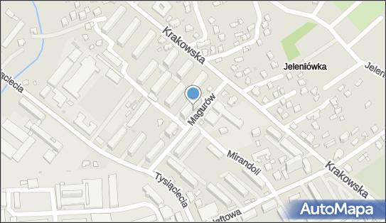Salon Fryzjersko Kosmetyczny Małgosia, Krosno 38-400 - Fryzjer, numer telefonu, NIP: 6841183344