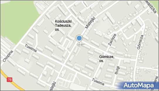 Salonik Fryzjerski Asymetria, ul. Jana Matejki 19, Jaworzno 43-600 - Fryzjer, numer telefonu, NIP: 6321818026