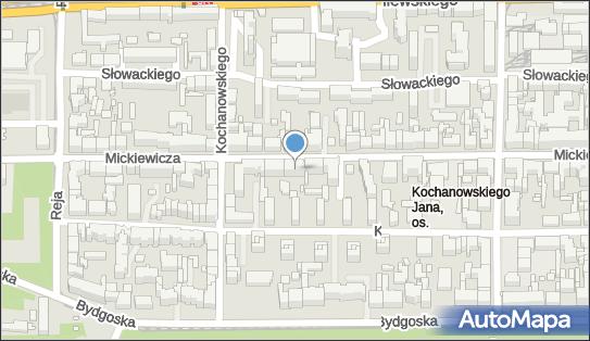 Studio Fryzjerskie Anna Kuba Anna, ul. Adama Mickiewicza 91, Toruń 87-100 - Fryzjer, NIP: 8792195809